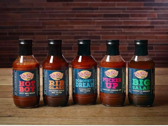 Big Boys BBQ Sauces