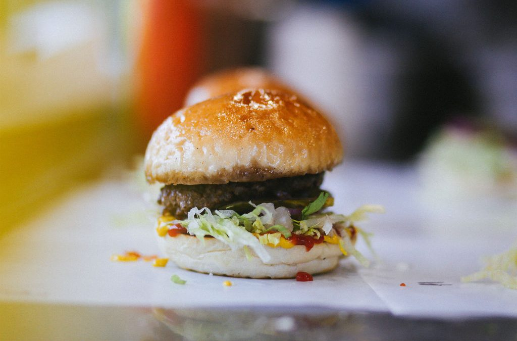 Recipe: House made beef mince burger