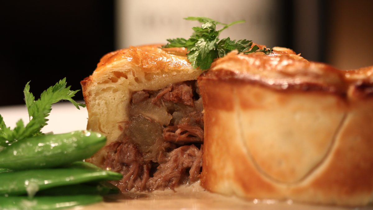 Recipe: Steak and Lager Pie
