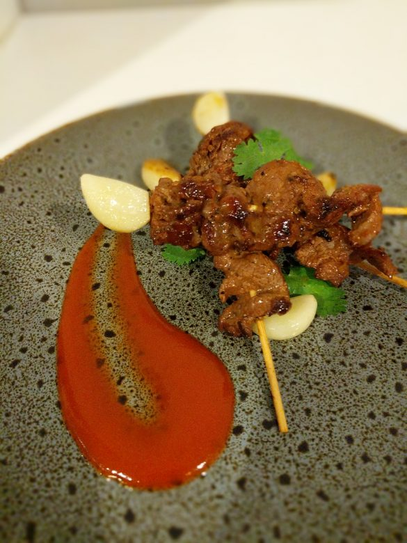 Coriander Beef