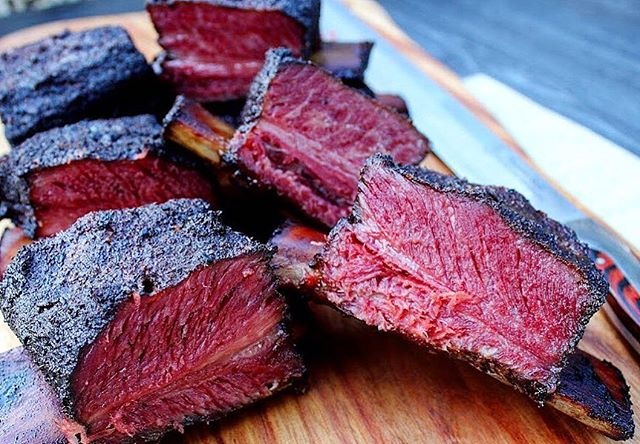 Recipe: Messy Benches' Beef Short Rib Pastrami