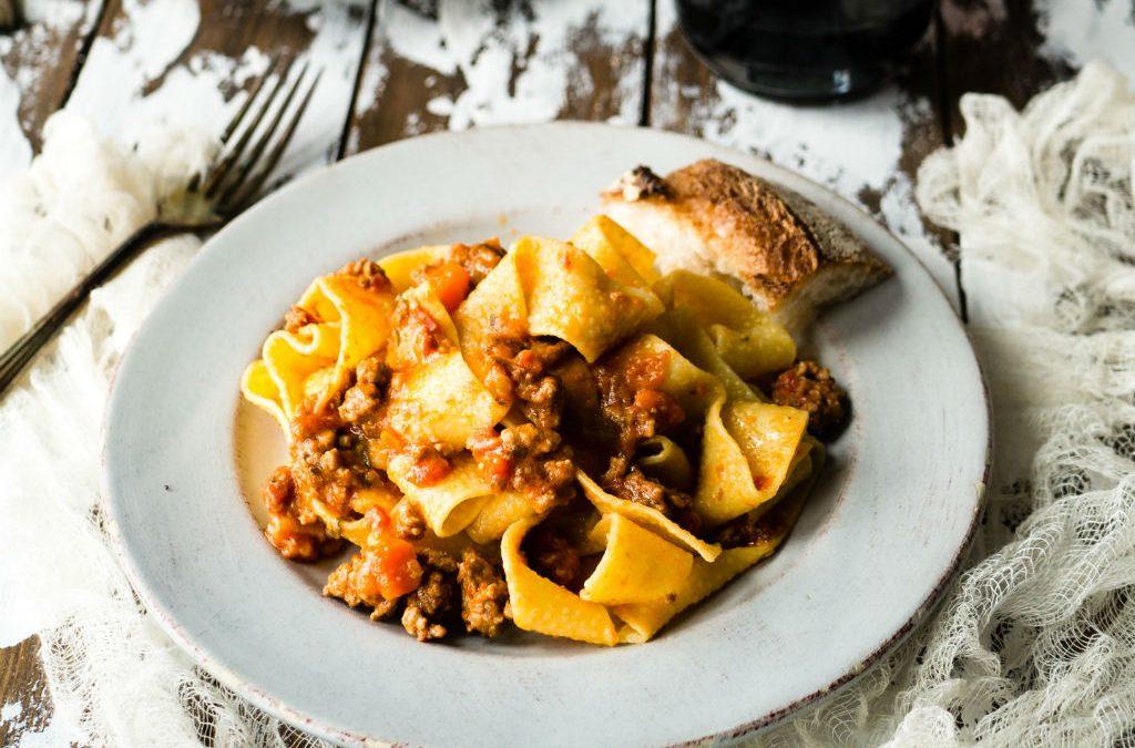 Recipe: Italian Beef Ragout