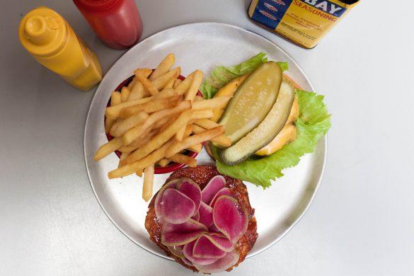 Red Hook Brisket Burger