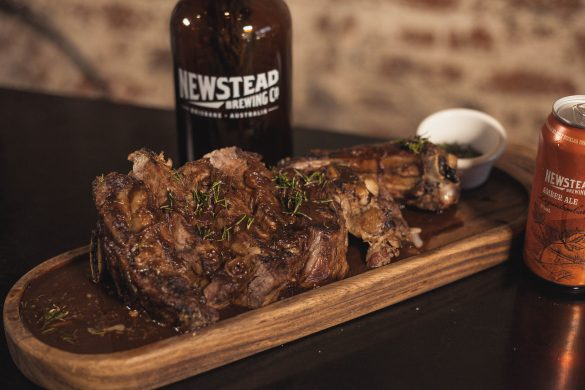 Newstead Brewing Co Tomahawk