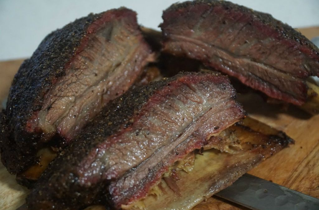 Recipe: Texas beef short ribs
