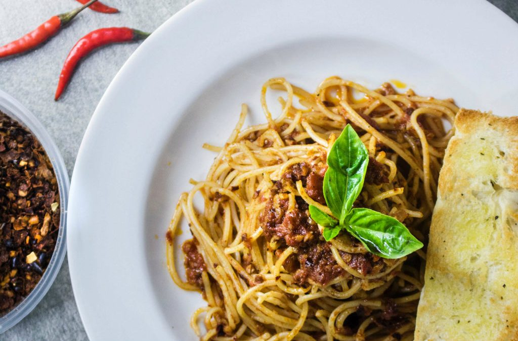 Recipe: Quick and easy spaghetti bolognese