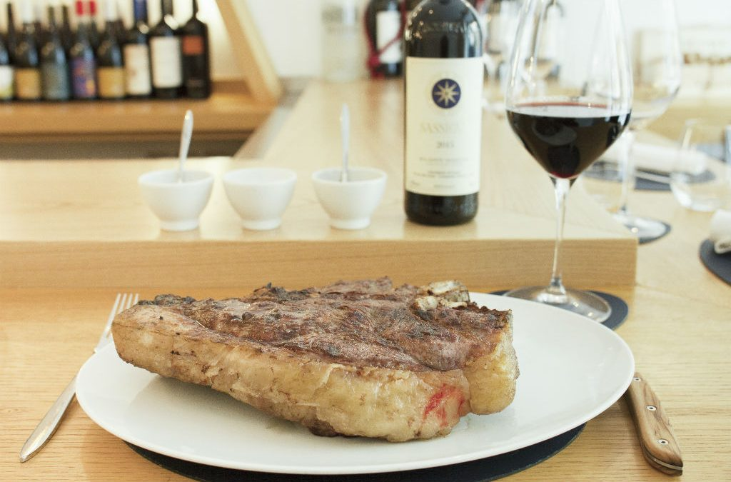 Recipe: Wood-fired Bistecca alla Fiorentina
