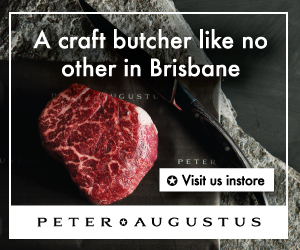 Peter Augustus craft butcher in Brisbane