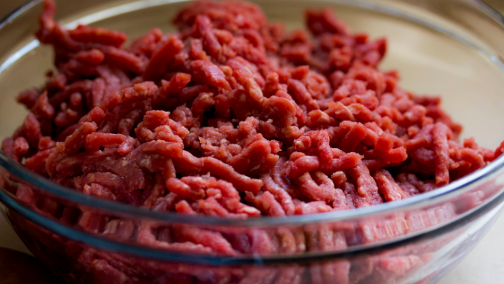 How long does ground beef last in the fridge?