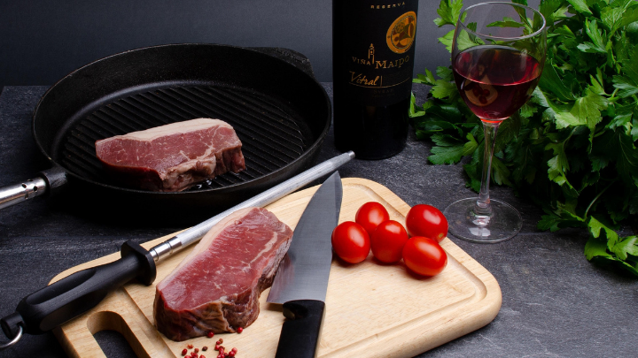 The Ultimate Wine Guide For Beef Lovers
